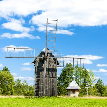Ethnographic park of Russian culture, Bialowieski ...