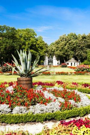 garden of Kozlowski Palace, Lublin Voivodeship