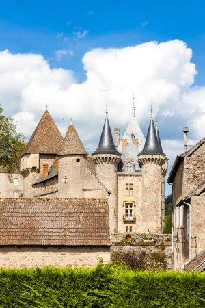 Chateau de la Clayette, Burgundy