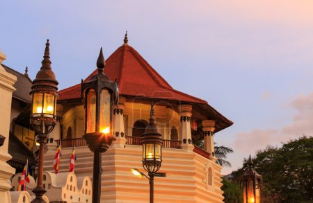 Tower of Temple of Tooth Relic