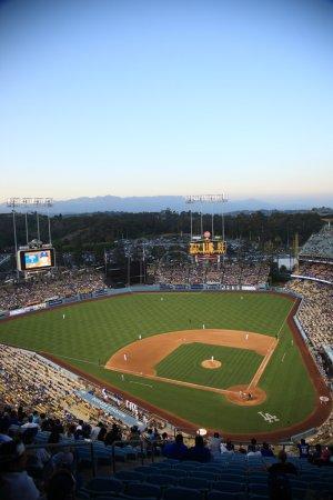 Dodger Stadium - Los Angeles Dodgers.