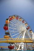 Santa Monica Pier Amusement Park