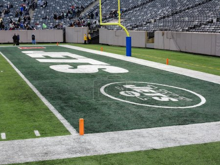 Met Life Stadium - Jets and Giants Football