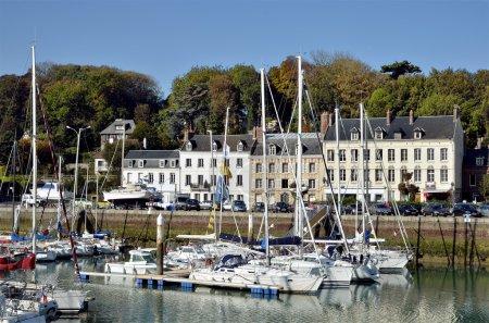 Port of Saint Saint-Valéry-en-Caux