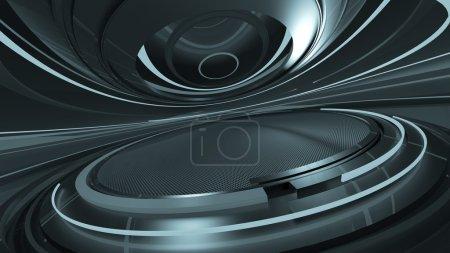 The metal rings