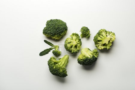 Fresh raw Broccoli