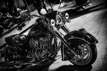 Koh Samui bikes show in Thailand. Motorcycles exhibited at motorcycle Show