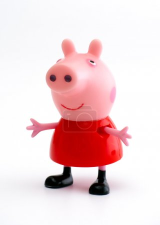 Peppa Pig toy character