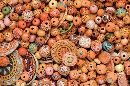 Ethnic Clay Jewelry