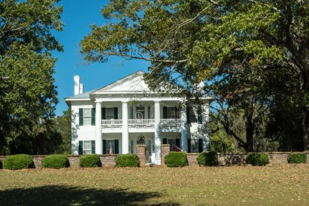 Southern Plantation Mansion