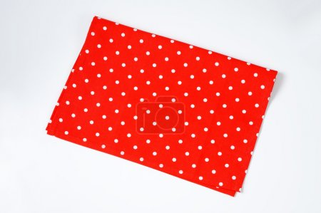 Dotted place mat
