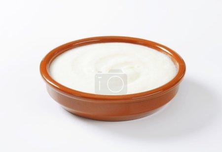 Pureed Rice Pudding