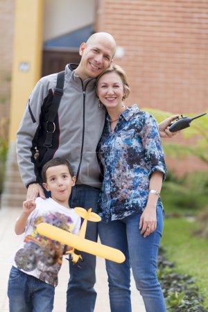 Happy Family and Hobby