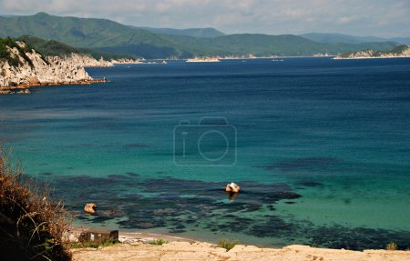 Tropical sea, Pacific ocean, Primorye, Russia