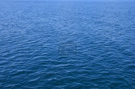 Photo for Sea surface, texture of water - Royalty Free Image