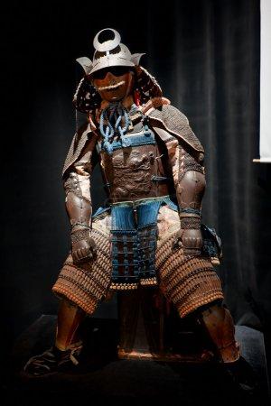 armure de samouraï