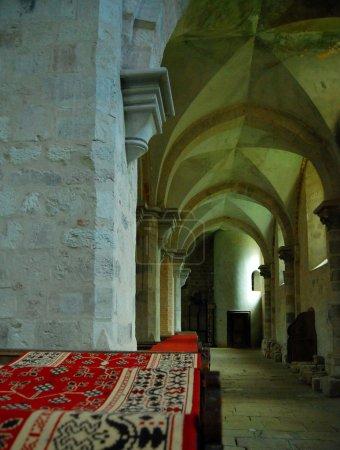 old catholic monastery