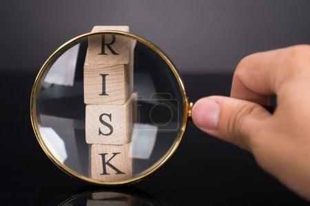 Measuring risks concept