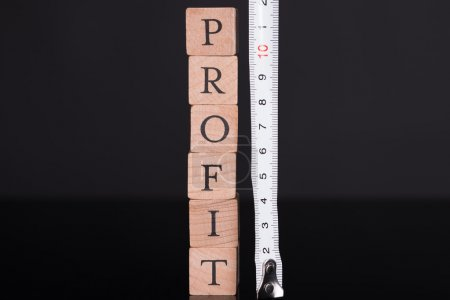 Measuring business profits