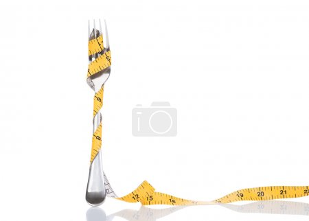 Fork   With Measure Tape