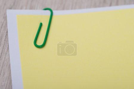 Blank Memo Note