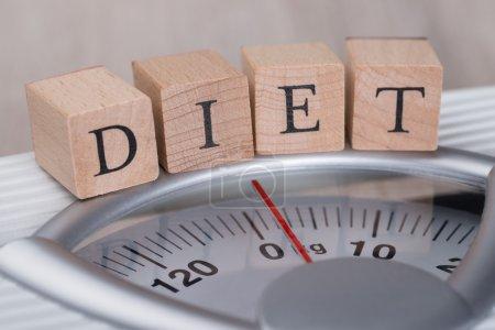 Diet Blocks  On Weight