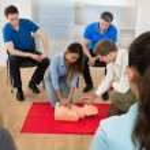 Постер, плакат: First Aid Training