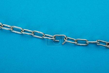 Broken Silver Chain