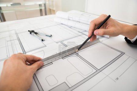 Engineer Drawing Diagrams