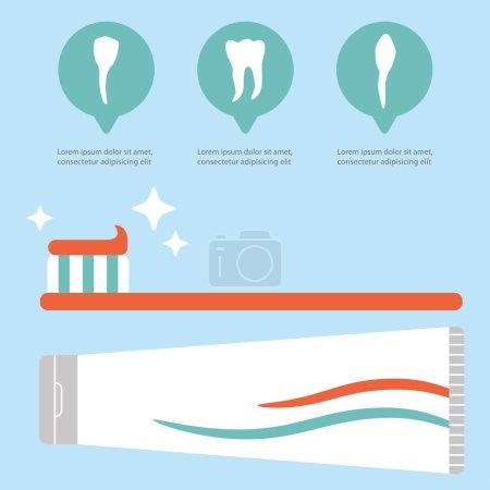 Teeth treatment brochure