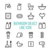 Sada koupelnové, mytí ikony