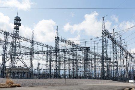 Power transformation station