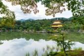 Kinkakuji Zlatý chrám