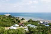 Village in Okinawa island