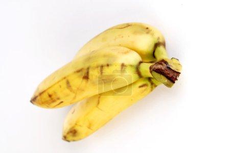 Photo pour Un tas de bananes savoureuses, gros plan - image libre de droit