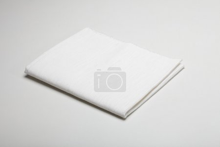 Studio shot of cloth