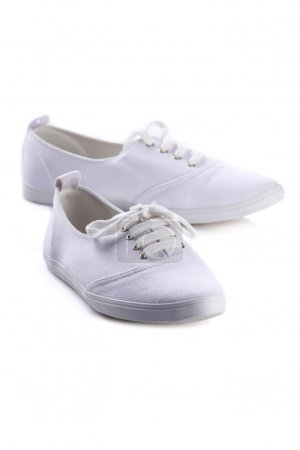 white female shoes