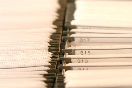 Paper File folders