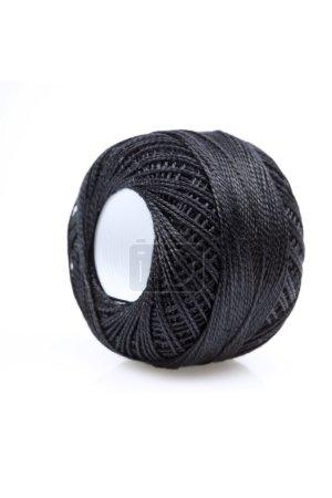 Black Ball of string