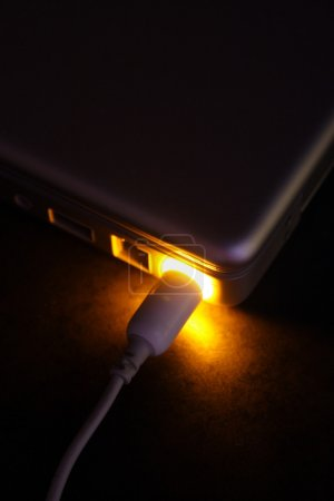 computer charger plug
