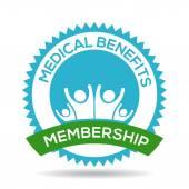 Medical Benefits membership seal