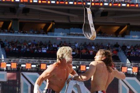 Dolph Ziggler and Daniel Bryan