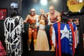 WWE legendy Macho muže a Hulk Hogan Mega moc oblečení, klobouky, s