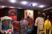 WWE Legend Macho Man and the Ultimate Warrior outfit and photo d