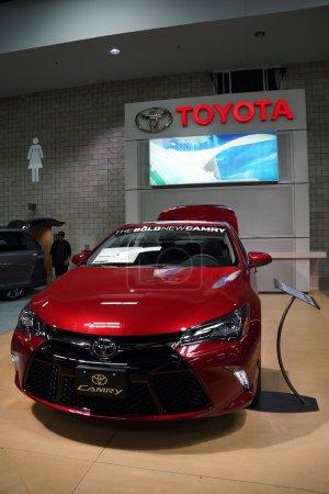 HONOLULU - MARCH 14, 2015:  The bold new Toyota Ca...