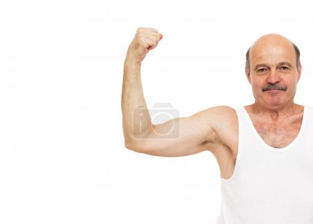Maintaining fitness and strength in the elderly