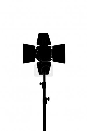 Equipment for photo studios and fashion photography.
