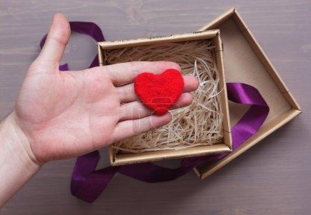 Demande en mariage le jour de la Saint-Valentin