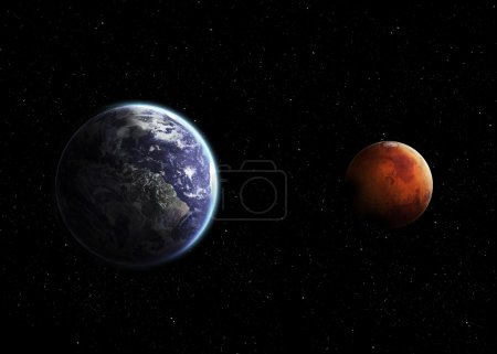 Hight quality solar system planets. Elements of th...