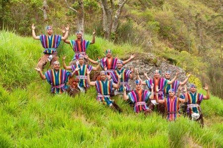 Ecuadorian Folkloric Group